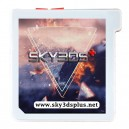 Linker SKY3DS+ ,(bouton orange),sky3ds plus,version3 compatible avec  New 3ds/3DS LL , 3DS/XL, 2DS